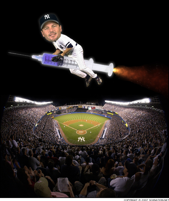 """Roger """"The Rocket"""" Clemens tops list of MLB players named in Mitchell report"""