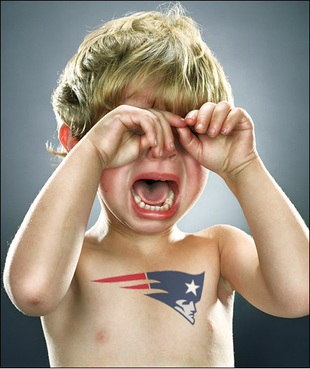 New England Patriots leave fans crying with Super Bowl loss