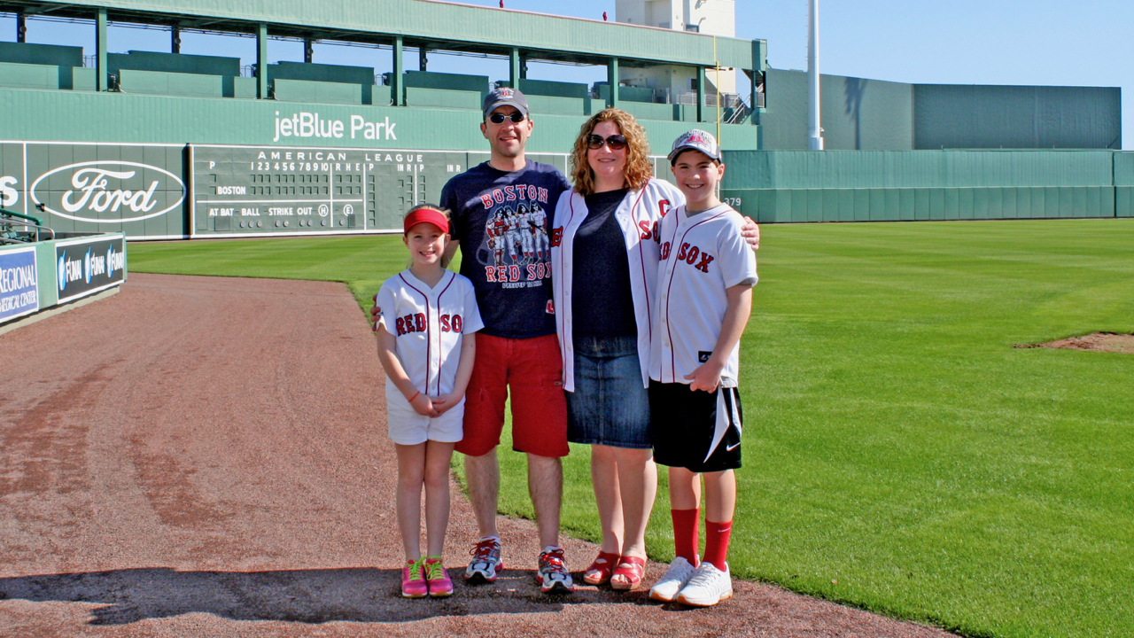 Fam Squad @ Fenway South